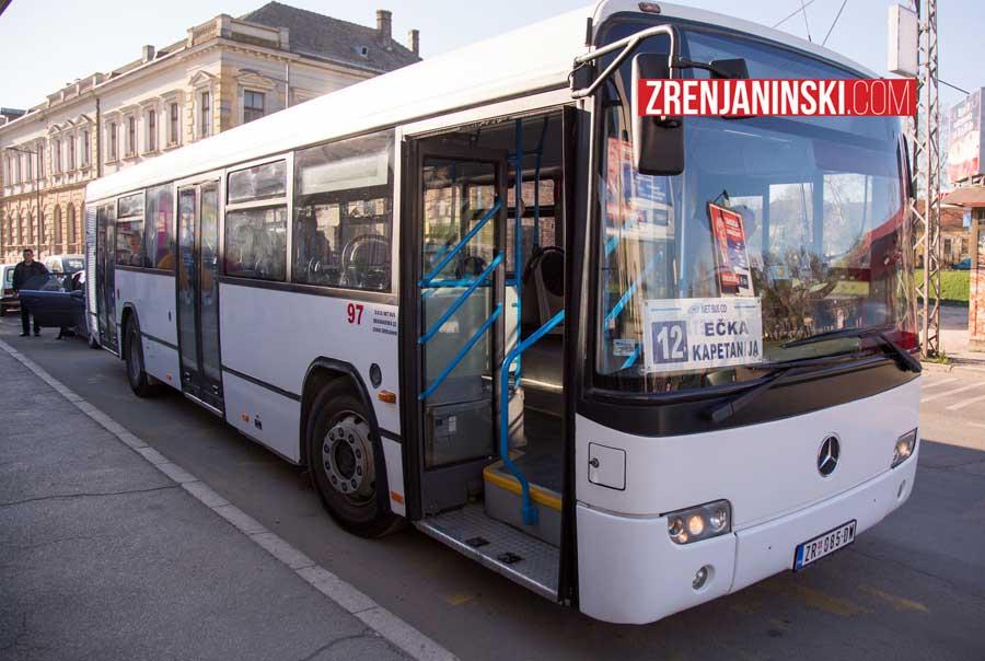 gradskom prevozu
