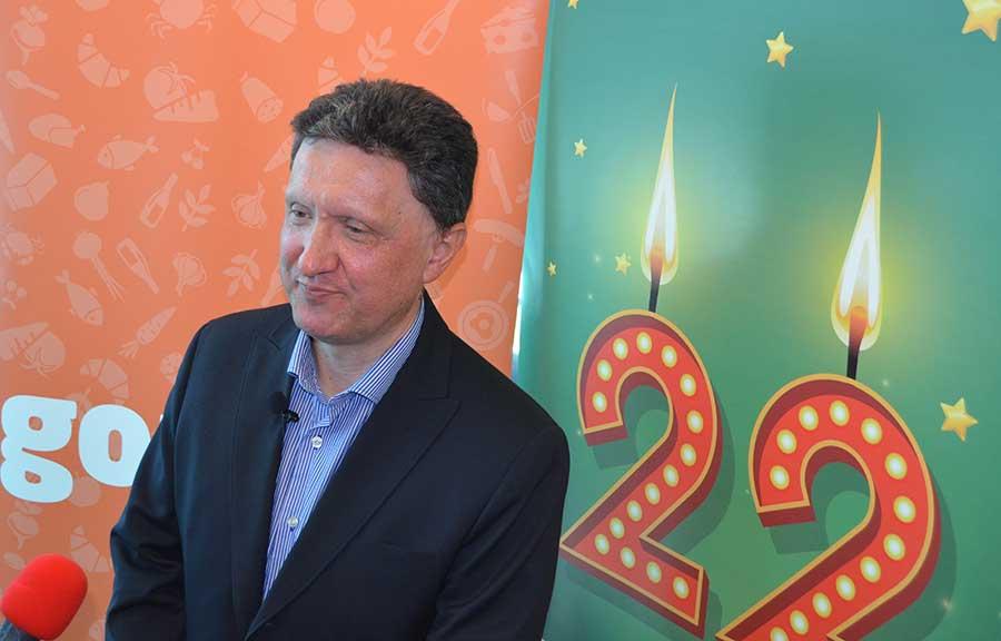 Generalni direktor kompanije Gomex Goran Kovačević