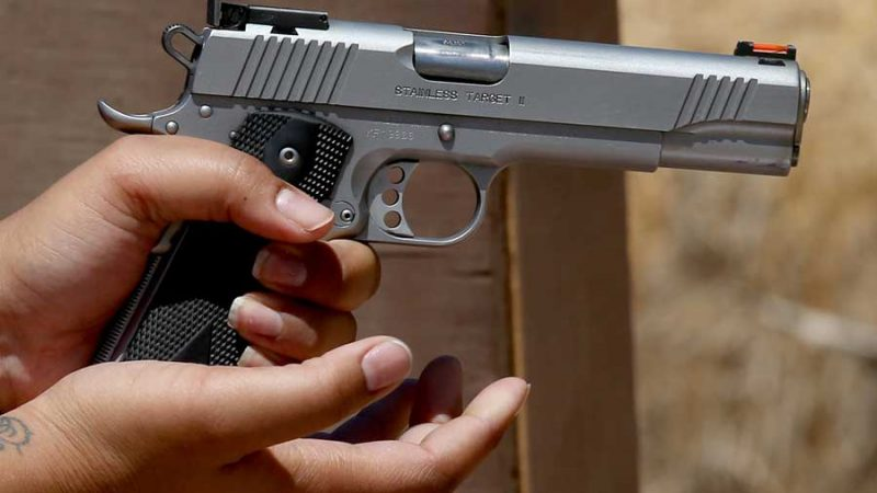 oružja pištolja