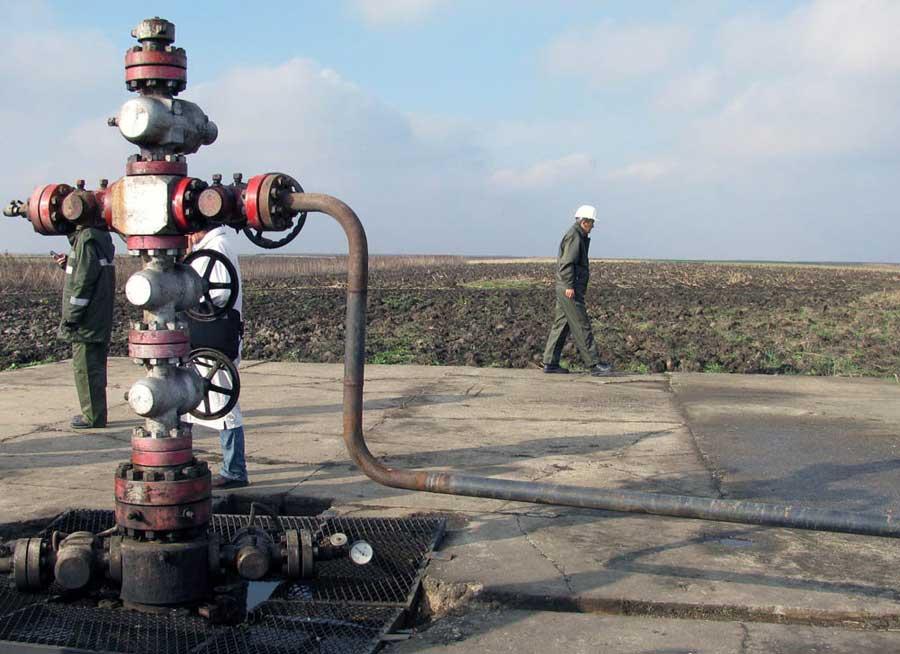 nis naftno polje