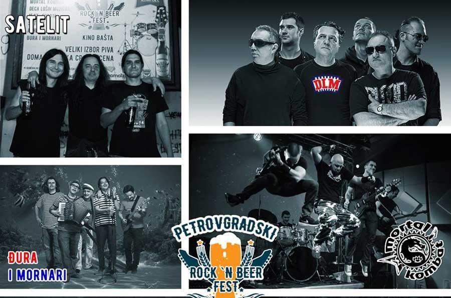 petrovgradski rock 'n beer fest