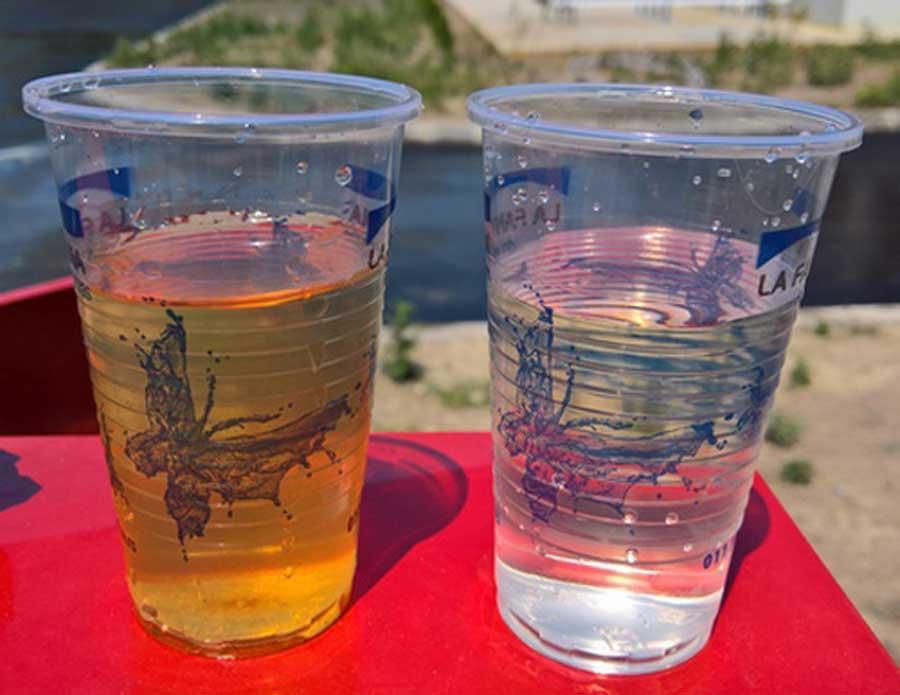 rezultati analize vode za piće