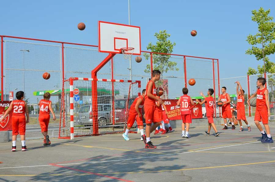 školu košarke