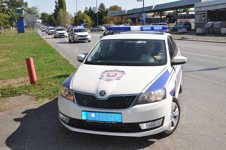 policija telesne povrede