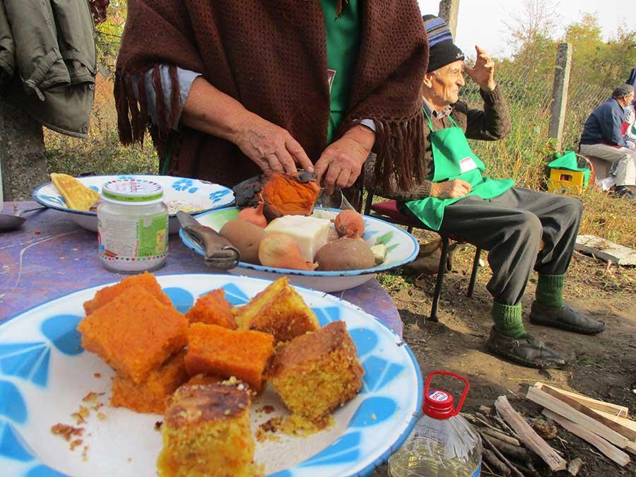 pastirski ručak