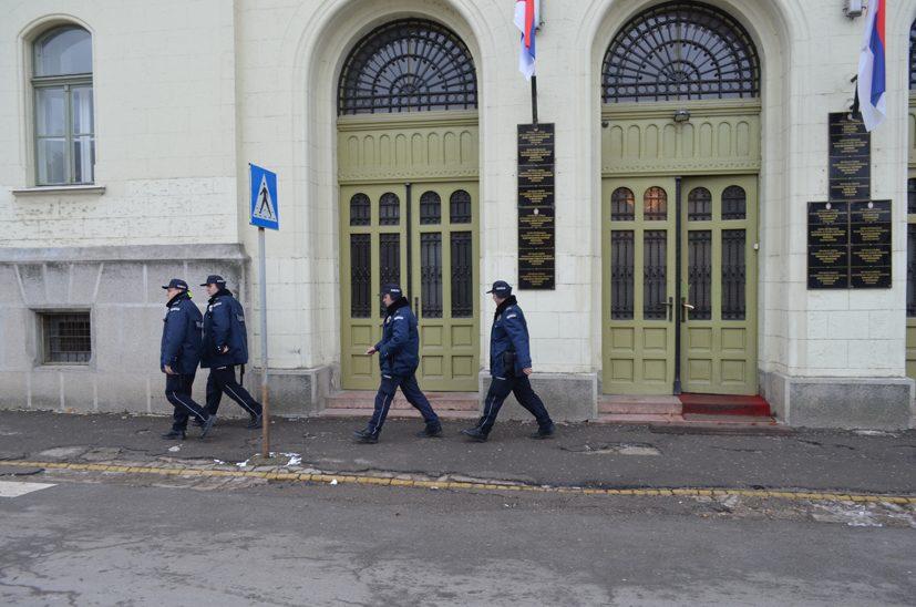 sud policija