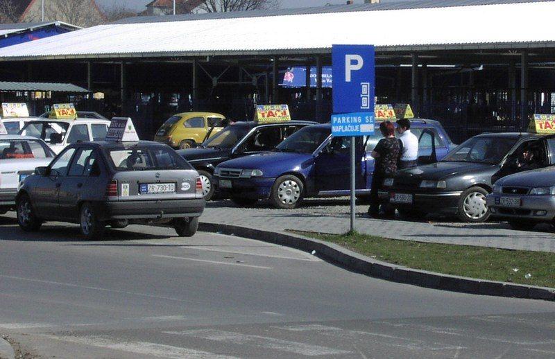 kontrola rada taksista