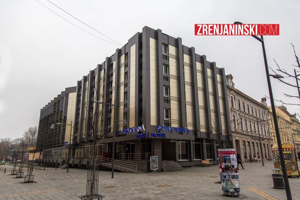 "Hotel ""Vojvodina"""