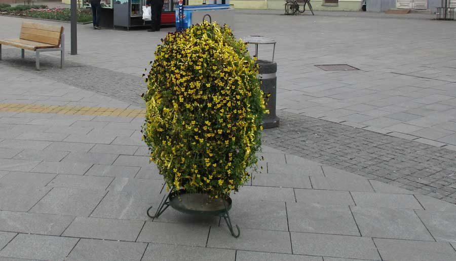 cvetno jaje