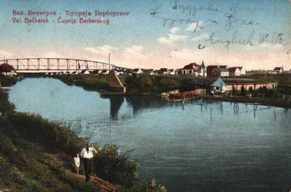 obala reke begej