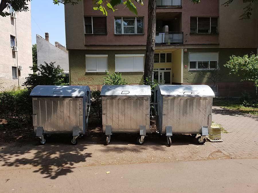 """Javno komunalno preduzeće """"Čistoća i zelenilo"""""""