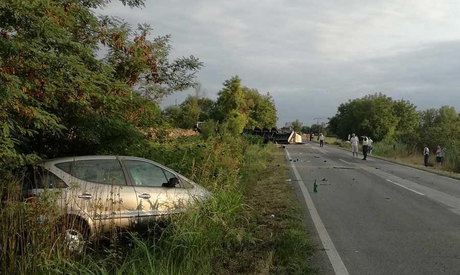 saobraćajne nezgode