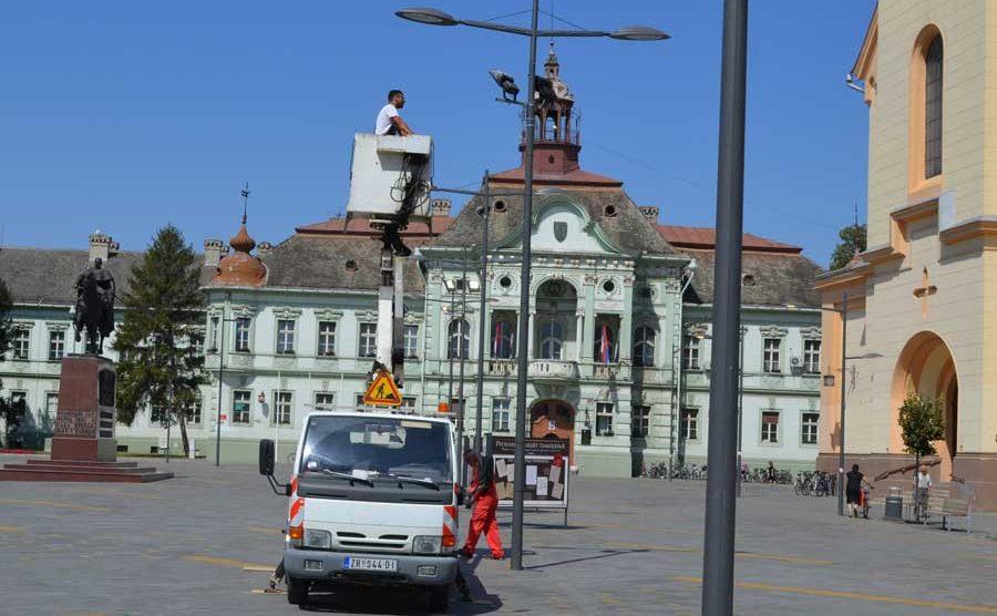javno osvetljenje