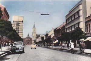 glavna gradska ulica