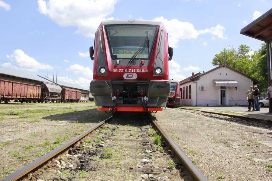 železnice Srbije