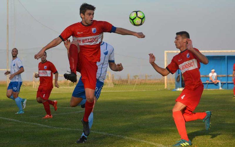 Područna fudbalska liga Zrenjanin