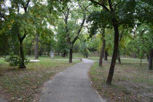 čišćenje plankovog parka
