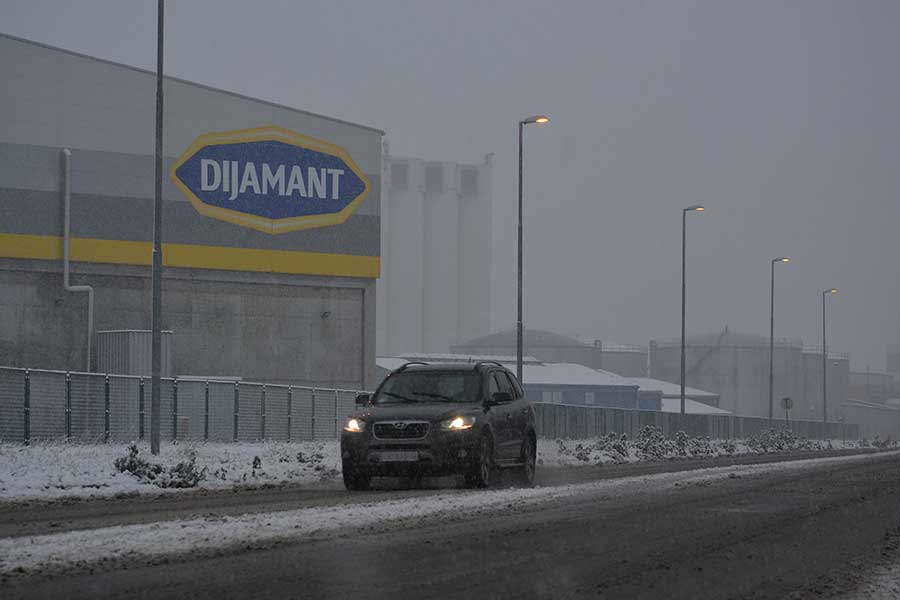 sneg grad