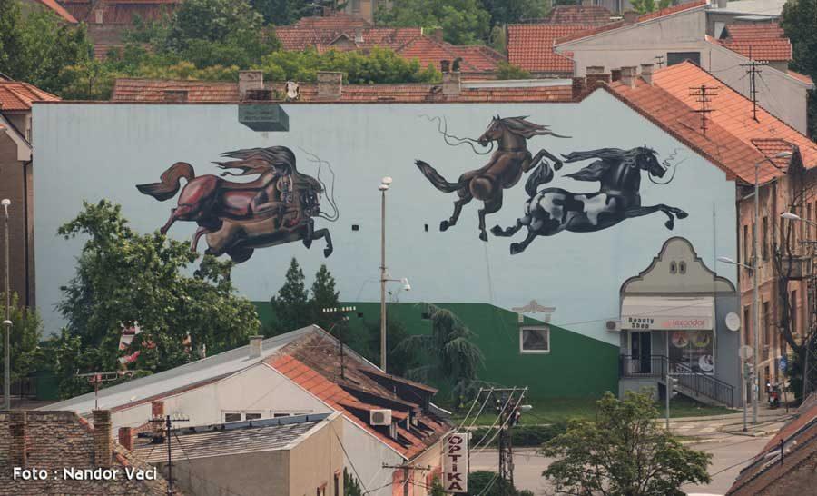 mural-cetir-konja-debela