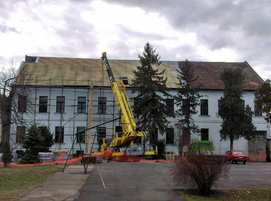 škola zgrada