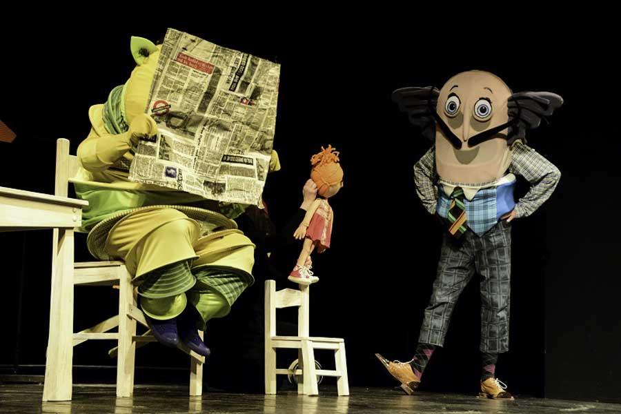 premijera lutkarske predstave