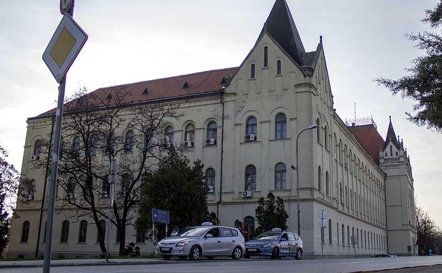 Osnovni javni tužilac u Zrenjaninu