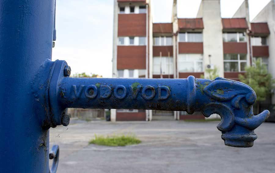 """Javnog komunalno preduzeće """"Vodovod i kanalizacija"""""""