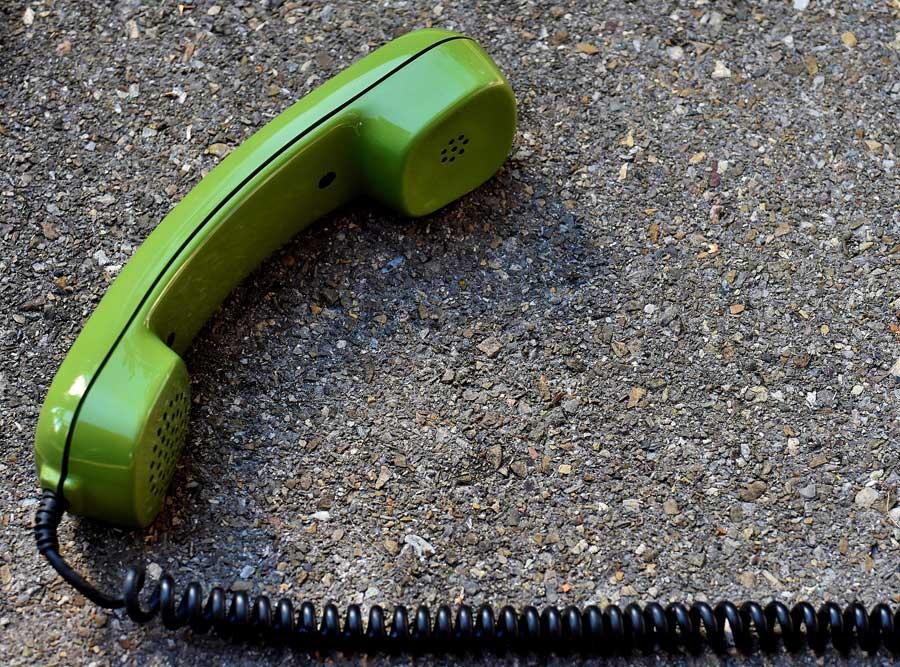 Telefon dispečerske službe