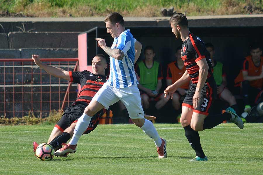 FK Radnički - FK Bečej