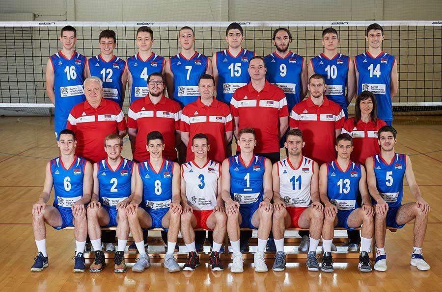Evropsko prvenstvo za juniore i juniorke u odbojci