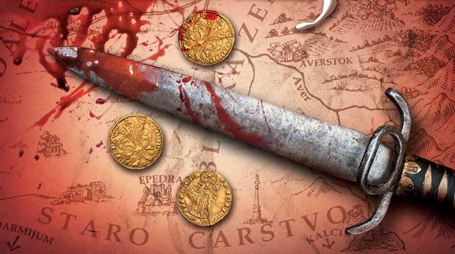 Krvava zemlja