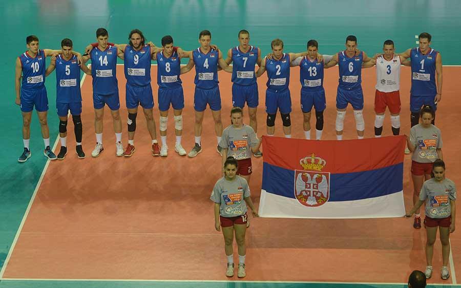 Evropsko prvenstvo u odbojci