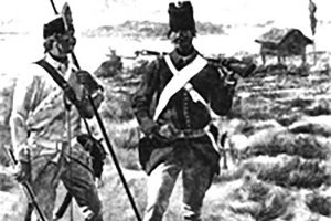 Srbi graničari