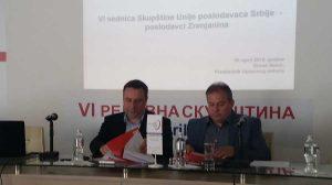 Unije poslodavaca Srbije