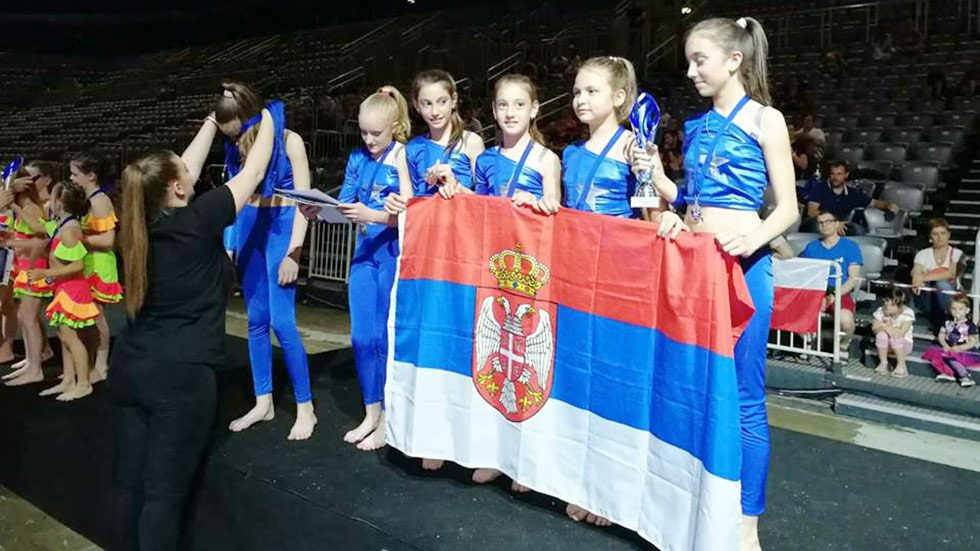 International Dance Open Zagreb 2018
