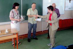 Zivanovic dodela diplome