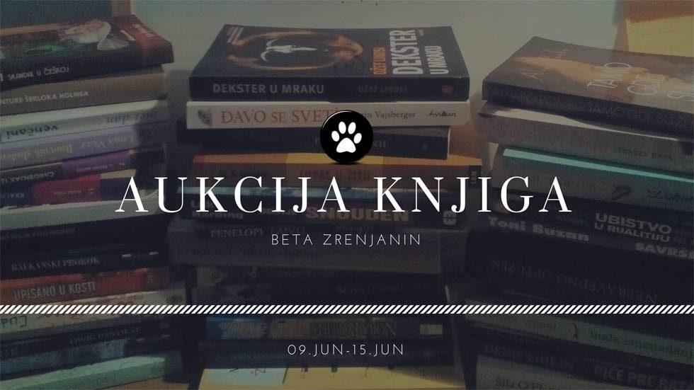 aukcija knjiga