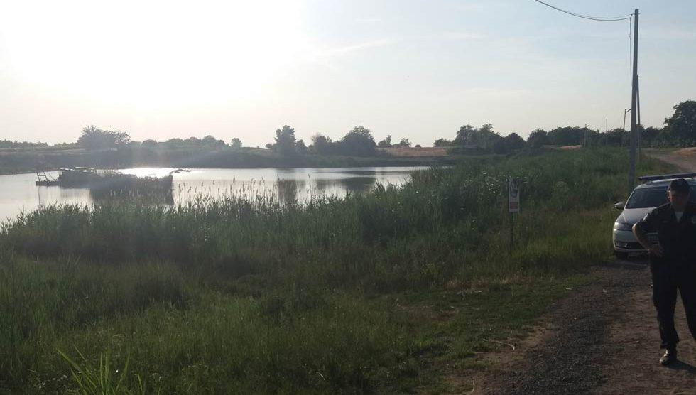 jezero kod Melenaca