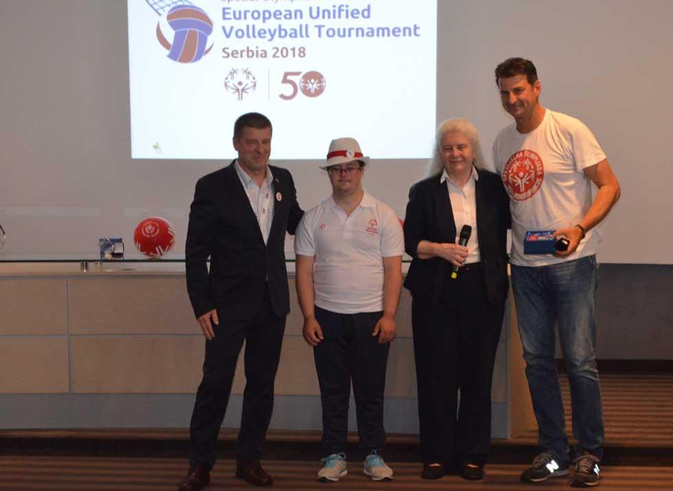 Evropski turnir Specijalne olimpijade u inkluzivnoj odbojci