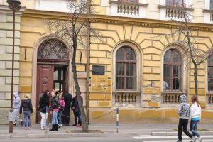zgrada stare Medicinske škole