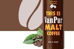 Van Pur Malt Coffee