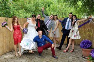 Svadba Bojane Vrakele i Đorđa Đukića
