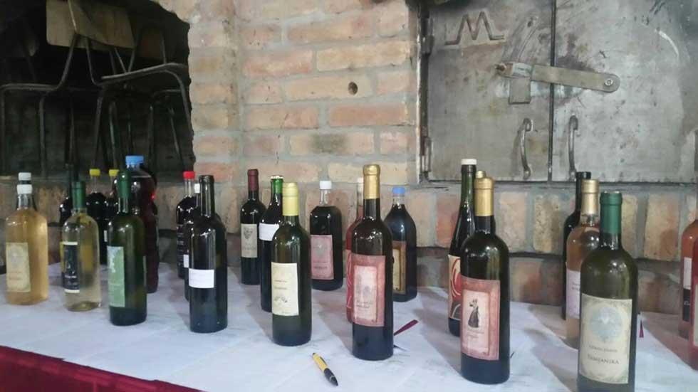 Klub vina iz Zrenjanina