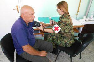 Vojni lekar na selu