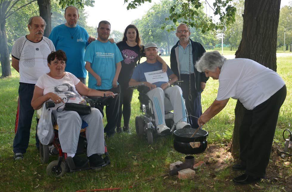 Udruženje paraplegičara Banata
