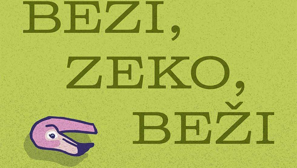 roman Beži Zeko beži