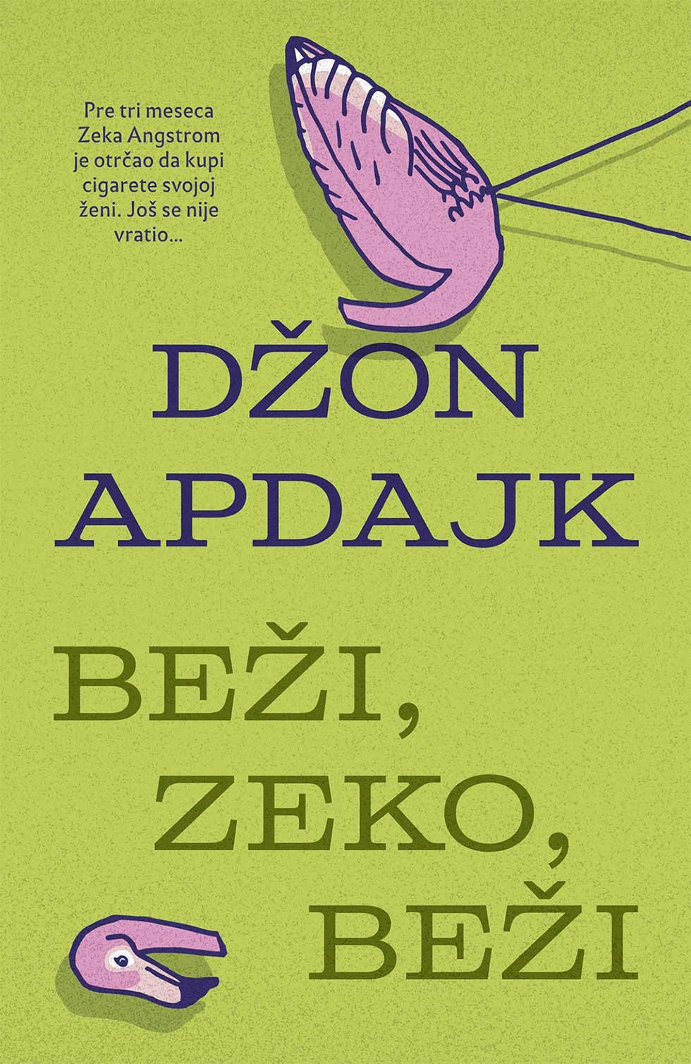 knjiga Beži Zeko beži