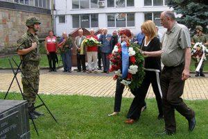 Dan ustanka naroda Srbije protiv fašističkog okupatora u Drugom svetskom ratu