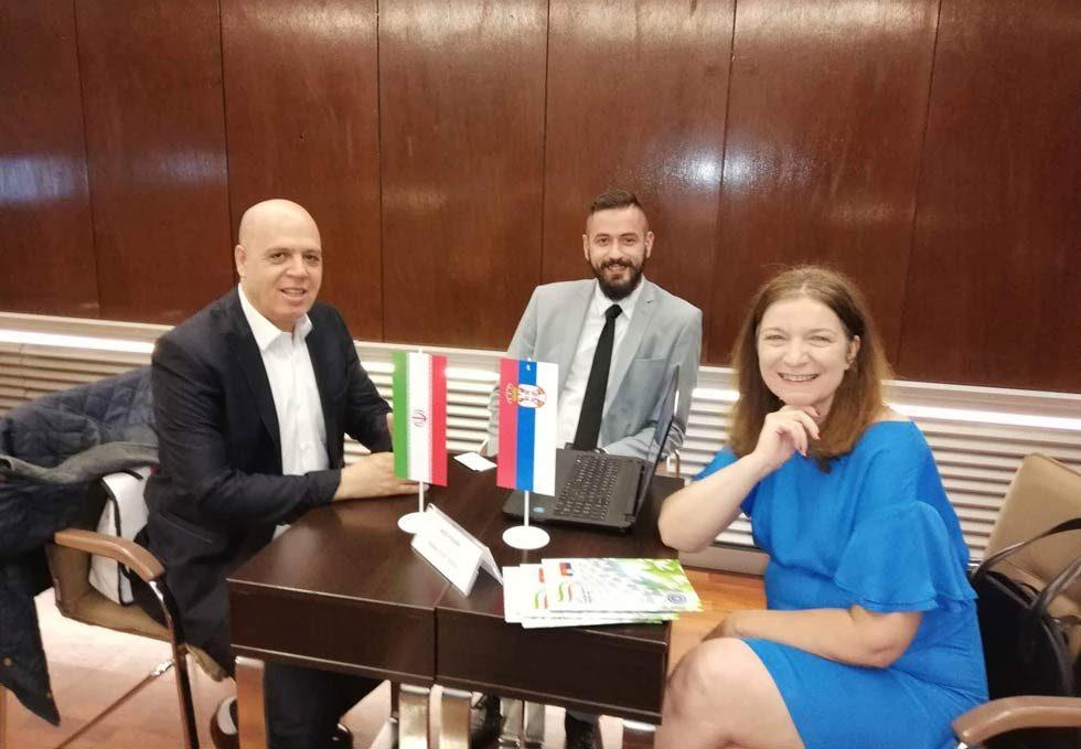 Said Hoseini, Vladimir Eremić i Zorica Ćulibrk