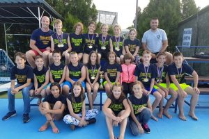 Plivačkog kluba Proleter